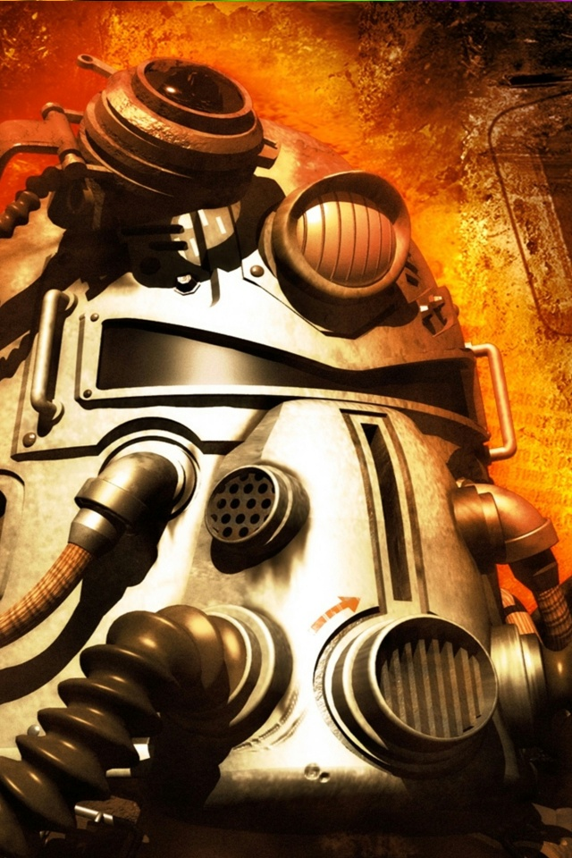 Fallout iphone wallpaper