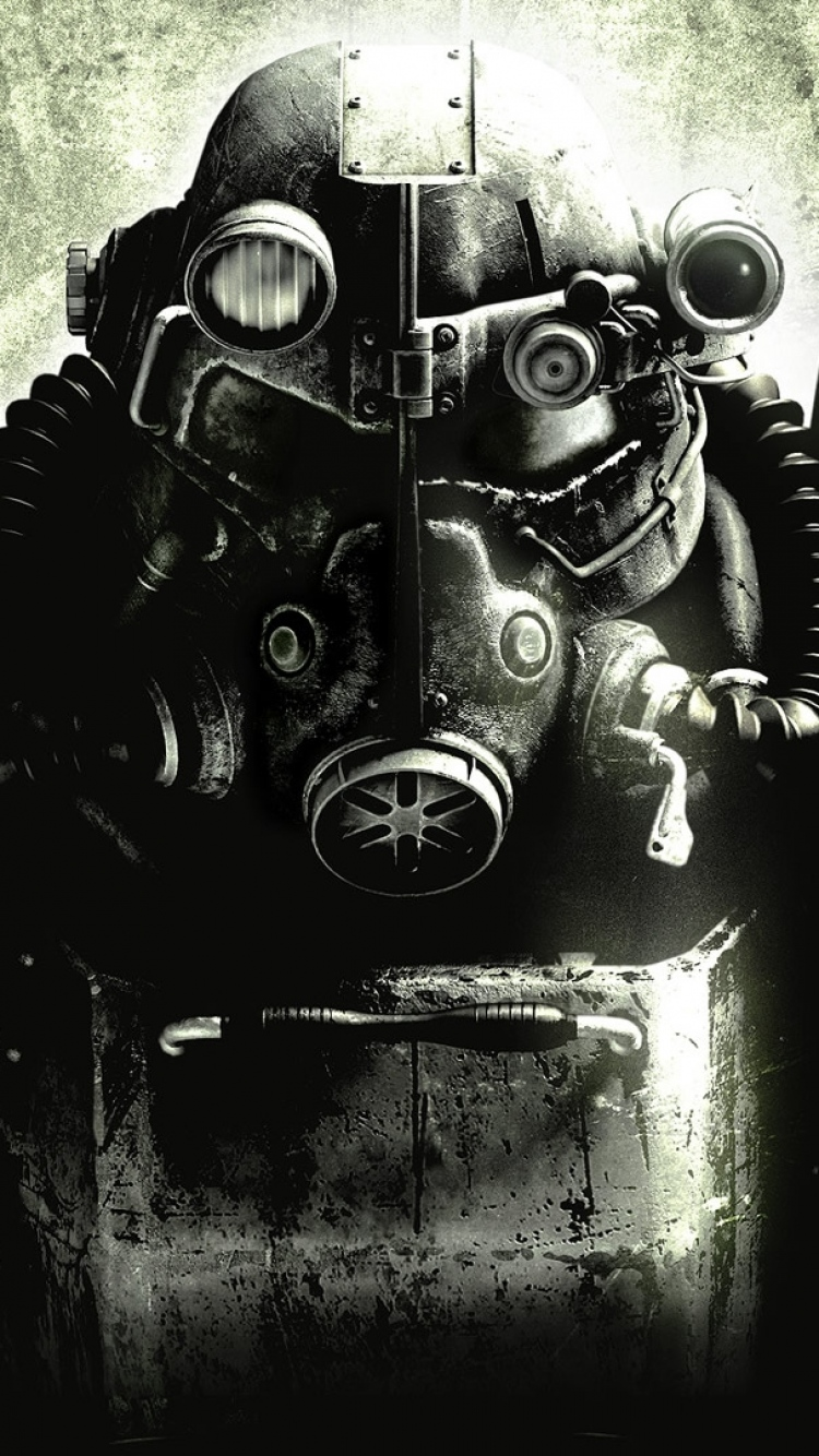 IPhone 6 Fallout Wallpapers HD, Desktop Backgrounds 750x1334