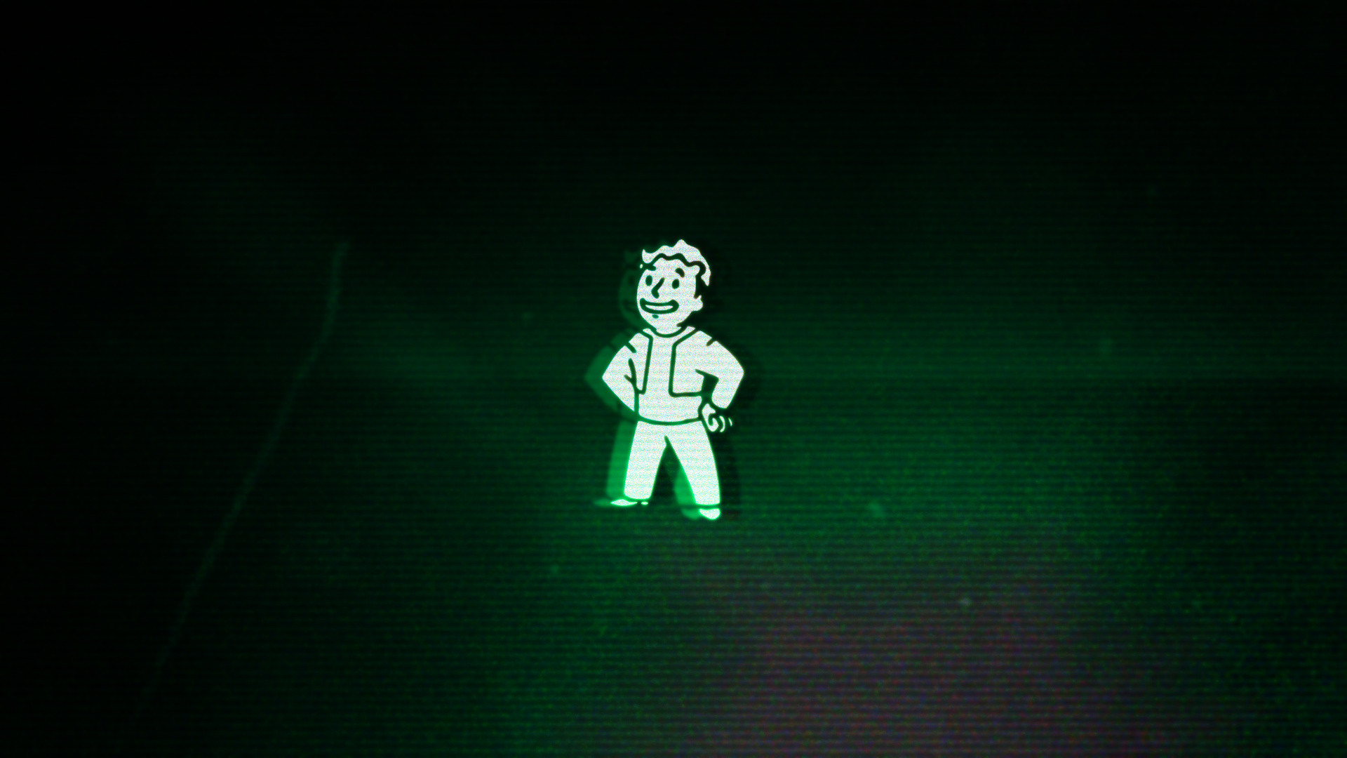 Fallout Pip Boy Wallpaper