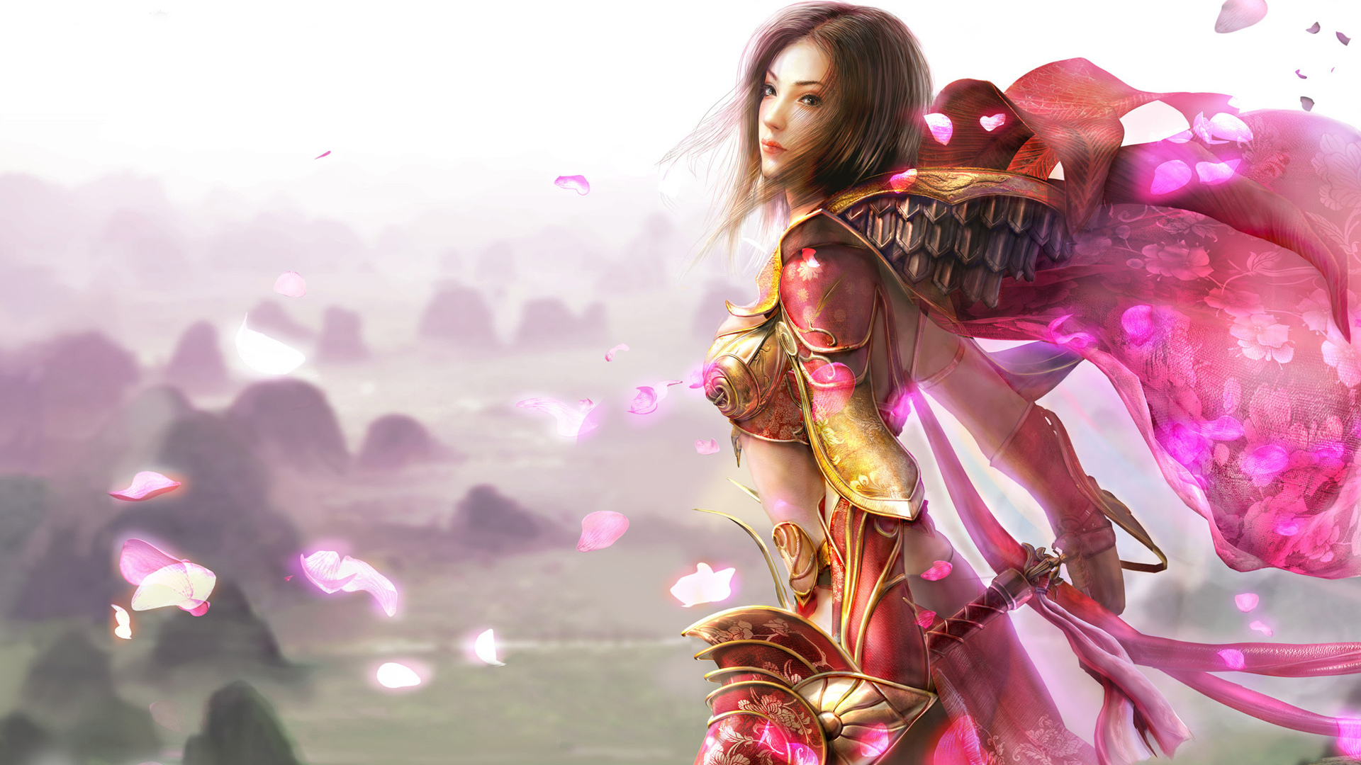 Fantasy Girl HD Wallpapers - HD Wallpapers Backgrounds of Your Choice