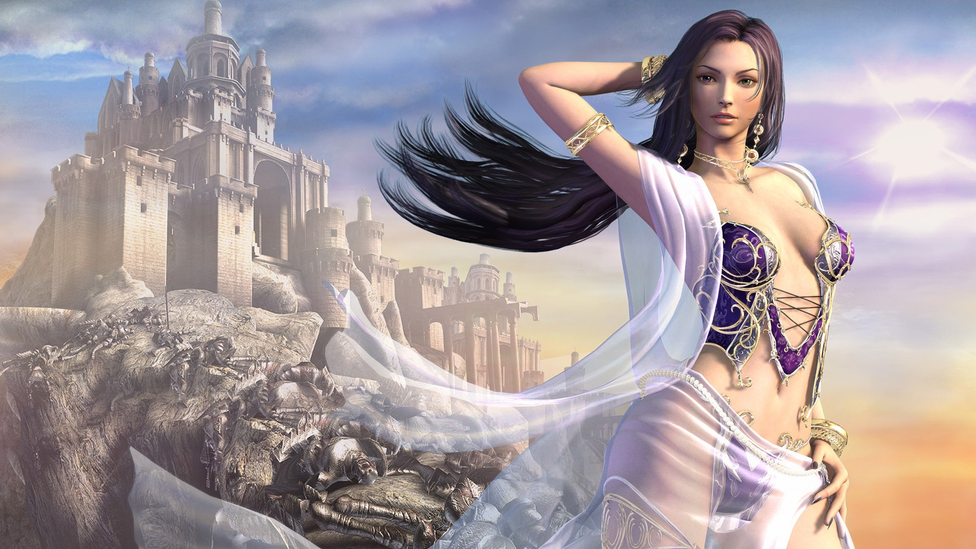 Fantasy Girl HD Wallpapers | WallpapersCharlie