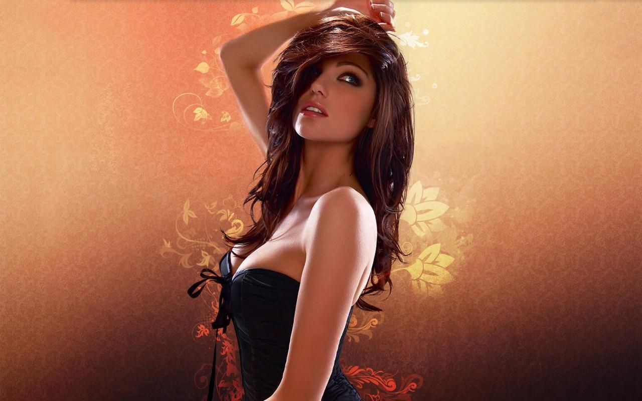 3D Desktop Wallpaper Fantasy Girl - WallpaperSafari