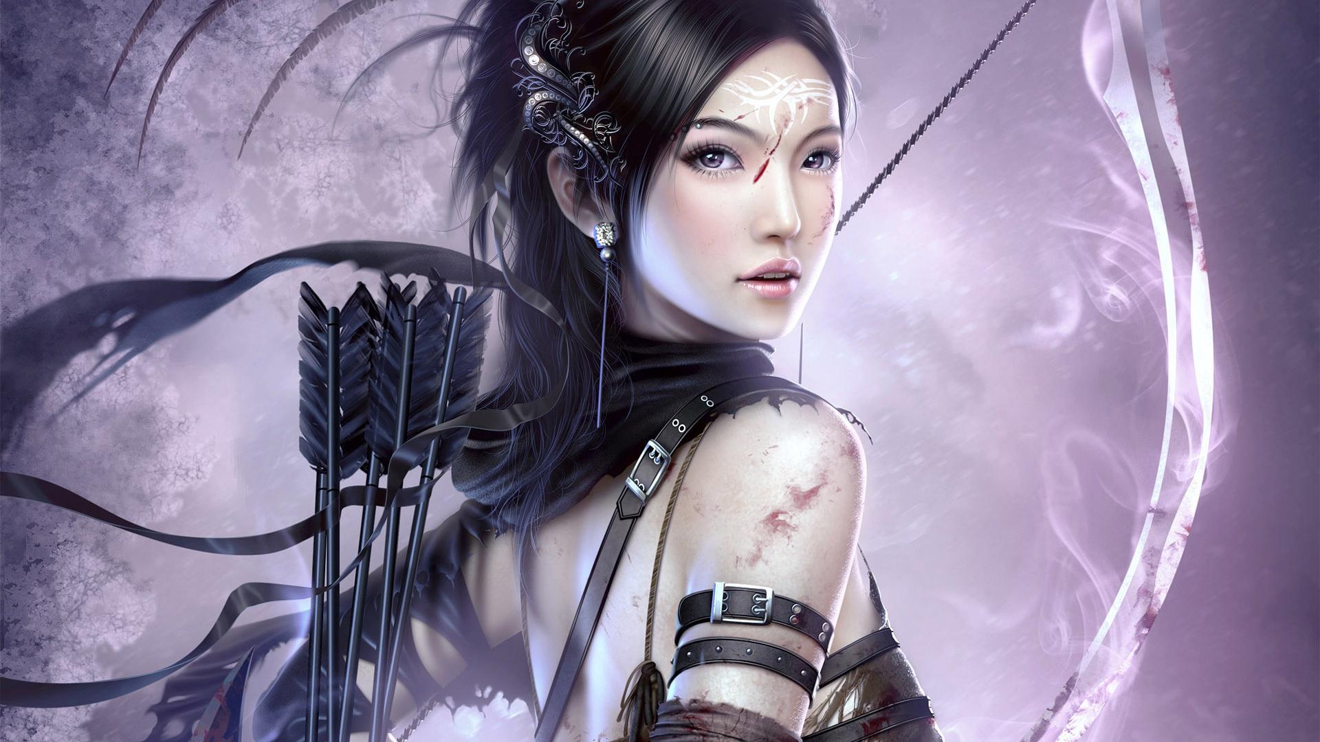 Fantasy Girl Wallpapers HD #6952859