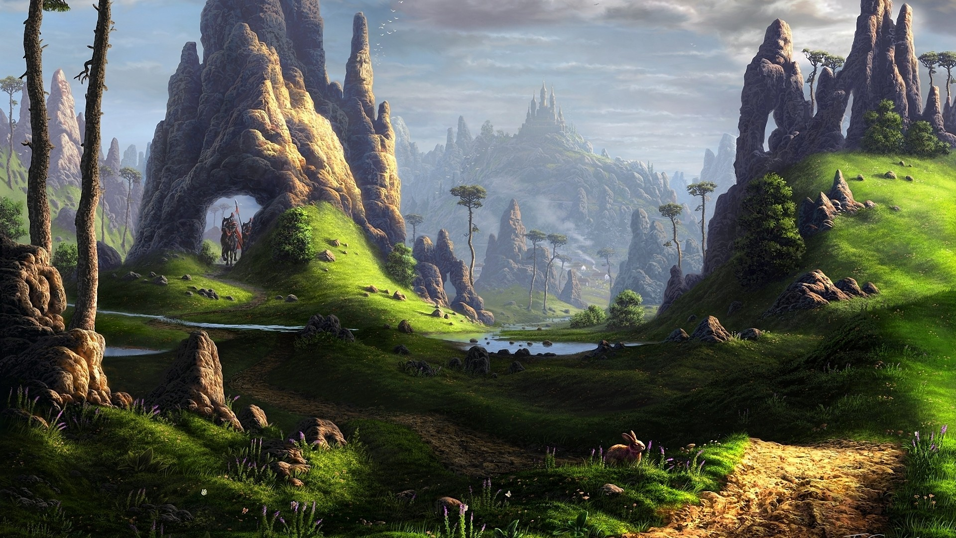 Fantasy Landscapes Wallpapers Group 79