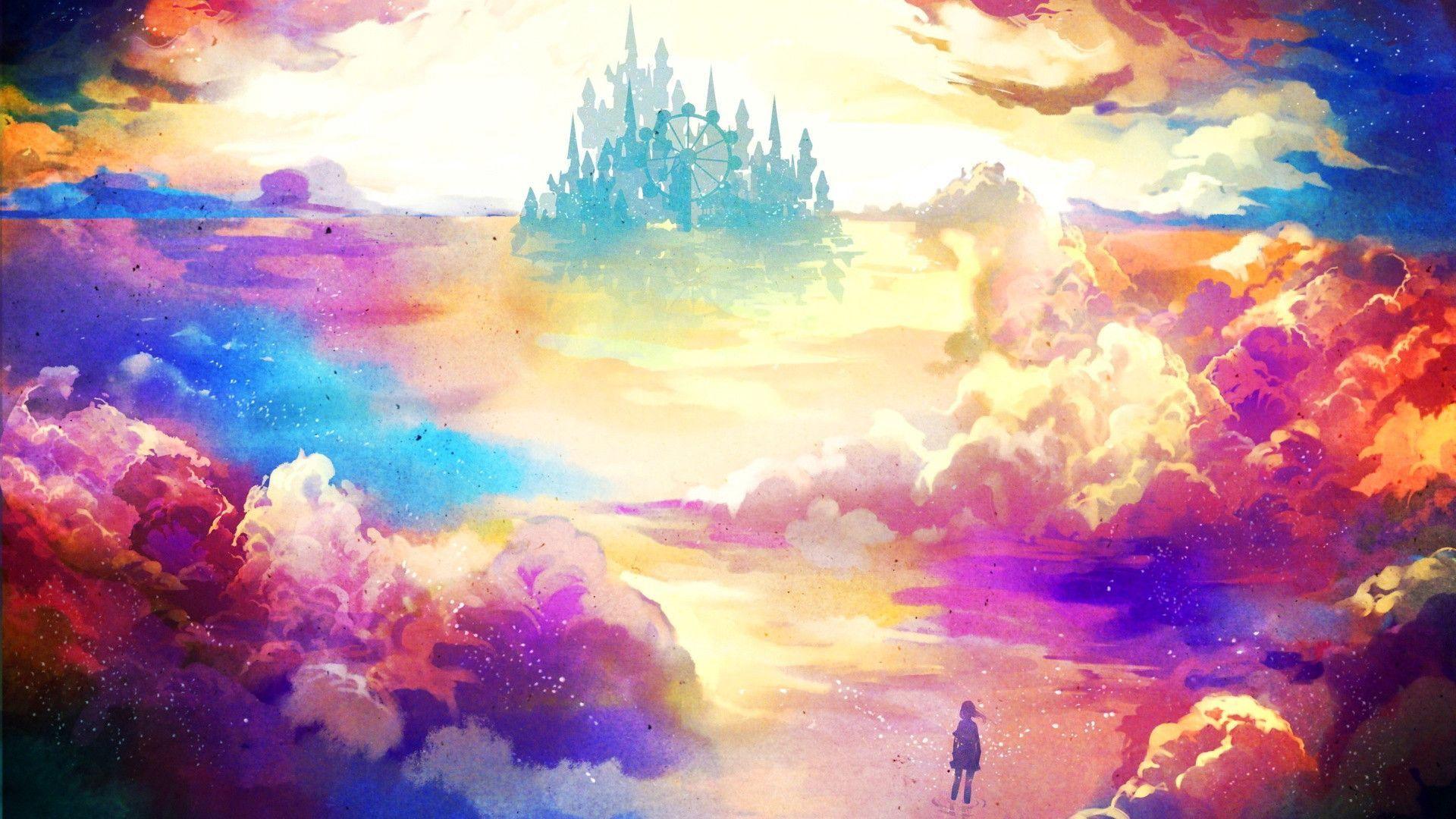 Fantasy World Wallpapers - Wallpaper Cave
