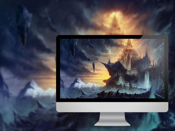 25 Fantasy Wallpapers For Your Desktop - Hongkiat