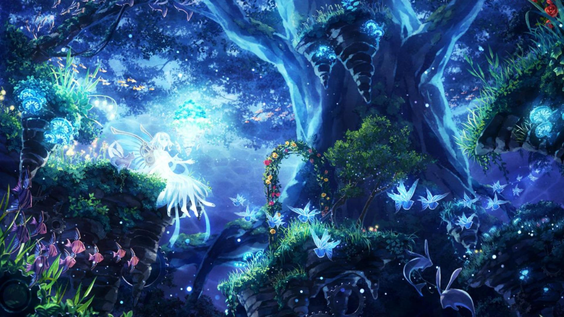 Collection of Fantasy World Wallpaper on HDWallpapers