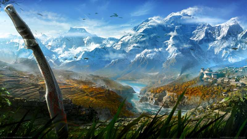 Far Cry 4 Wallpaper Sf Wallpaper