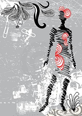 Fashion Background Royalty Free Stock Photography - Image: 11406757