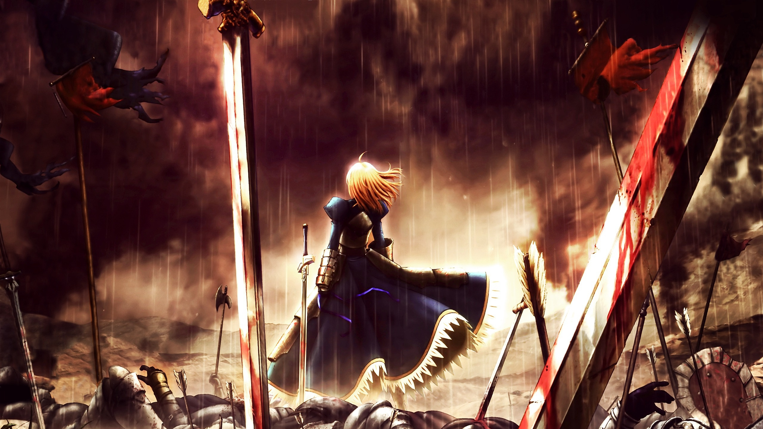 779 Saber (Fate Series) HD Wallpapers | Backgrounds - Wallpaper
