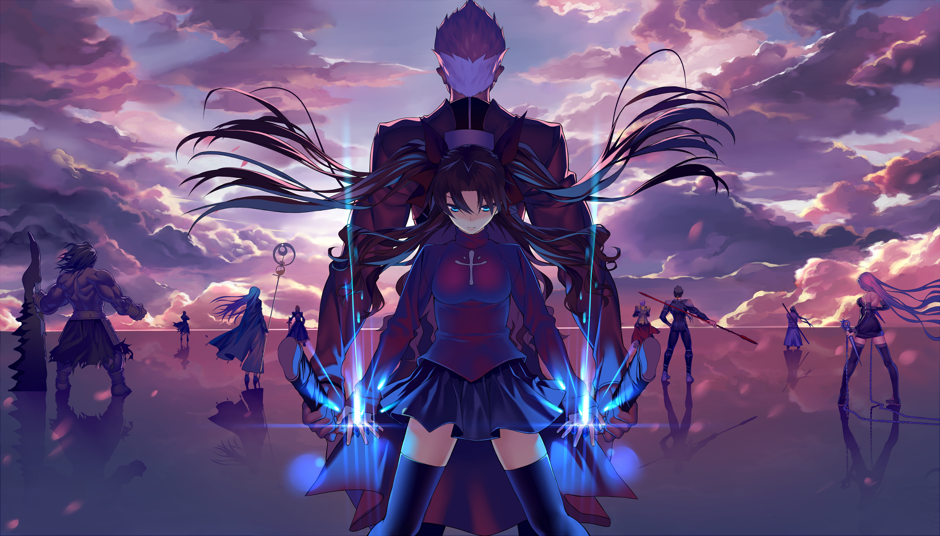 118 Archer (Fate/Stay Night) HD Wallpapers | Backgrounds