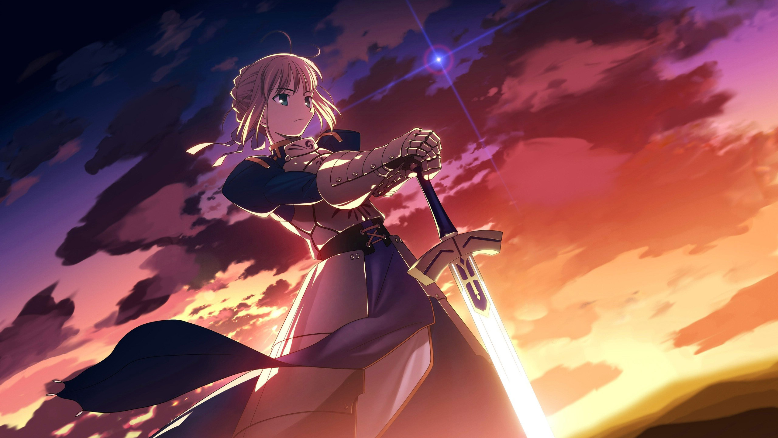 Fate Stay Night Saber Wallpaper - WallpaperSafari