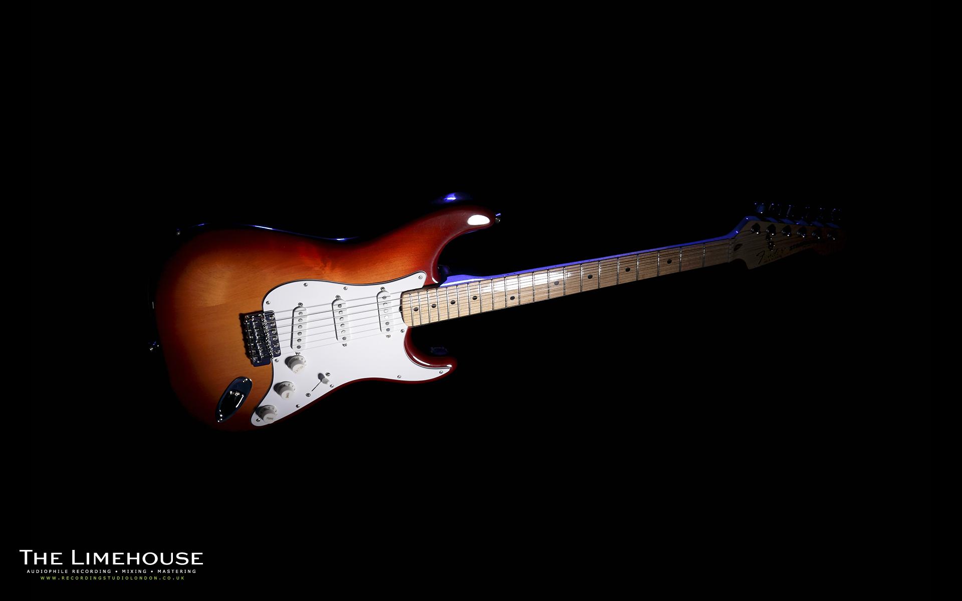 Fender Stratocaster Wallpaper HD - WallpaperSafari