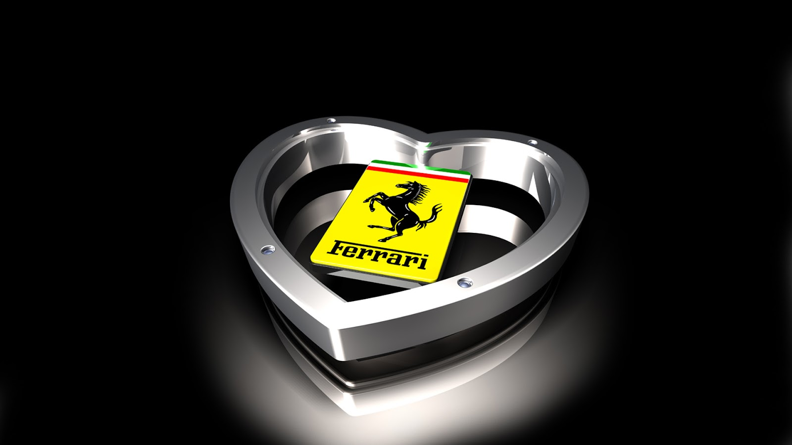 Ferrari Logo | HD Wallpapers (High Definition) | Free Background