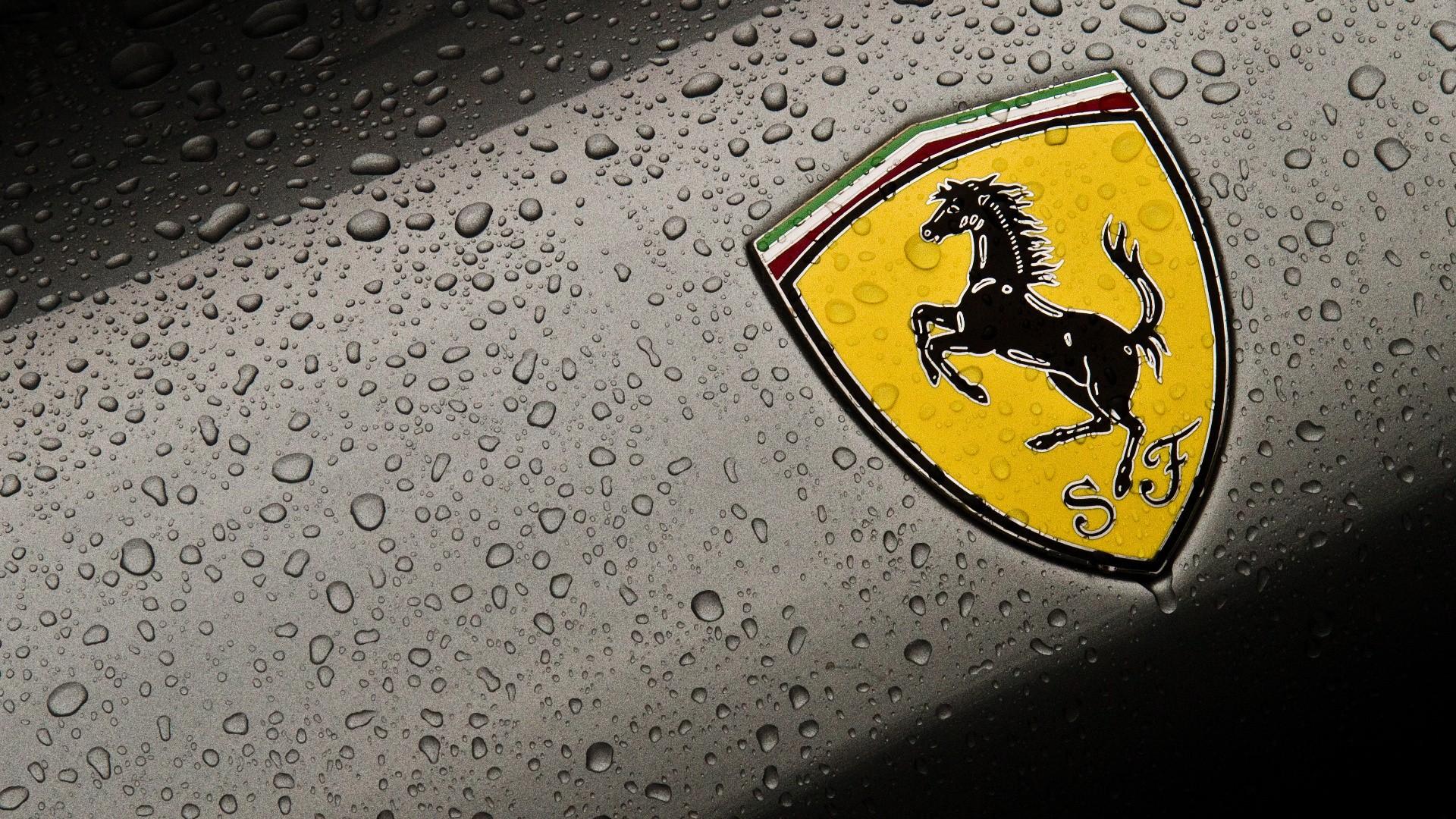 Ferrari Logo Wallpapers | PixelsTalk Net