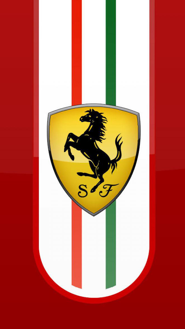 Ferrari Wallpapers - Free Download Ferrari Logo HD Wallpapers for
