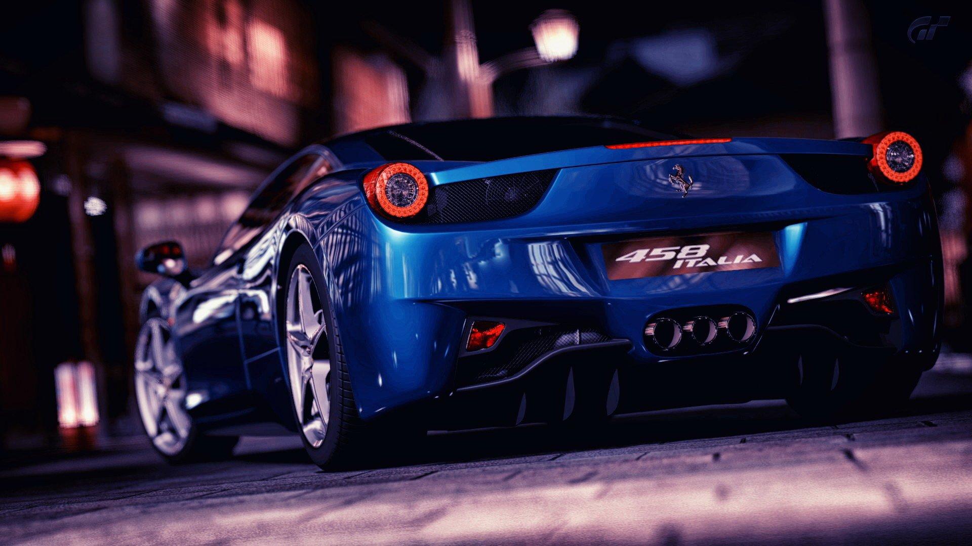 1134 Ferrari HD Wallpapers | Backgrounds - Wallpaper Abyss