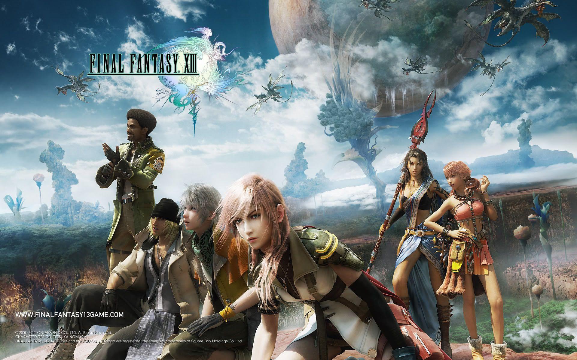 Final Fantasy 13 Wallpapers HD - Wallpaper Cave