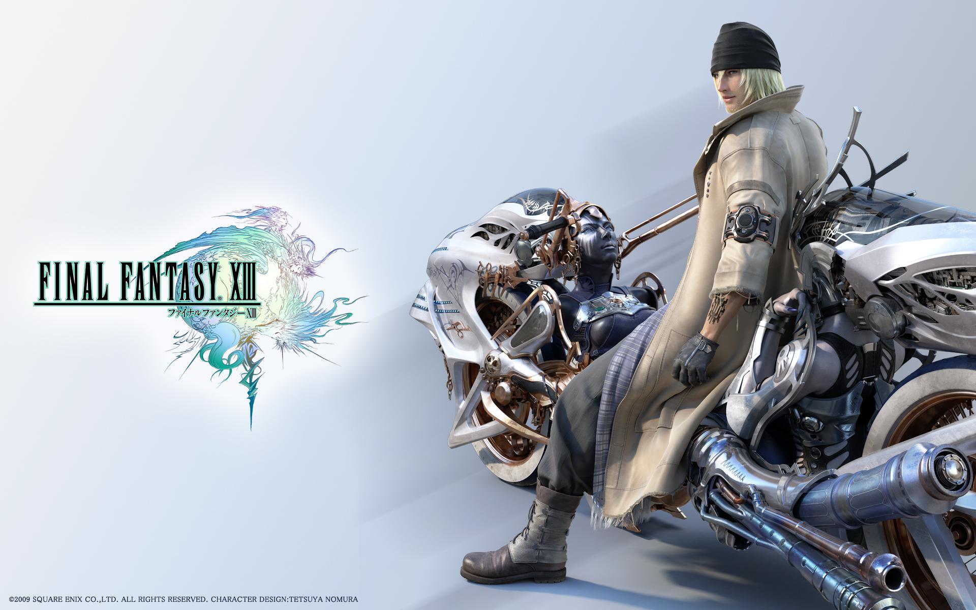 Final Fantasy XIII | FF13 Wallpaper | The Final Fantasy
