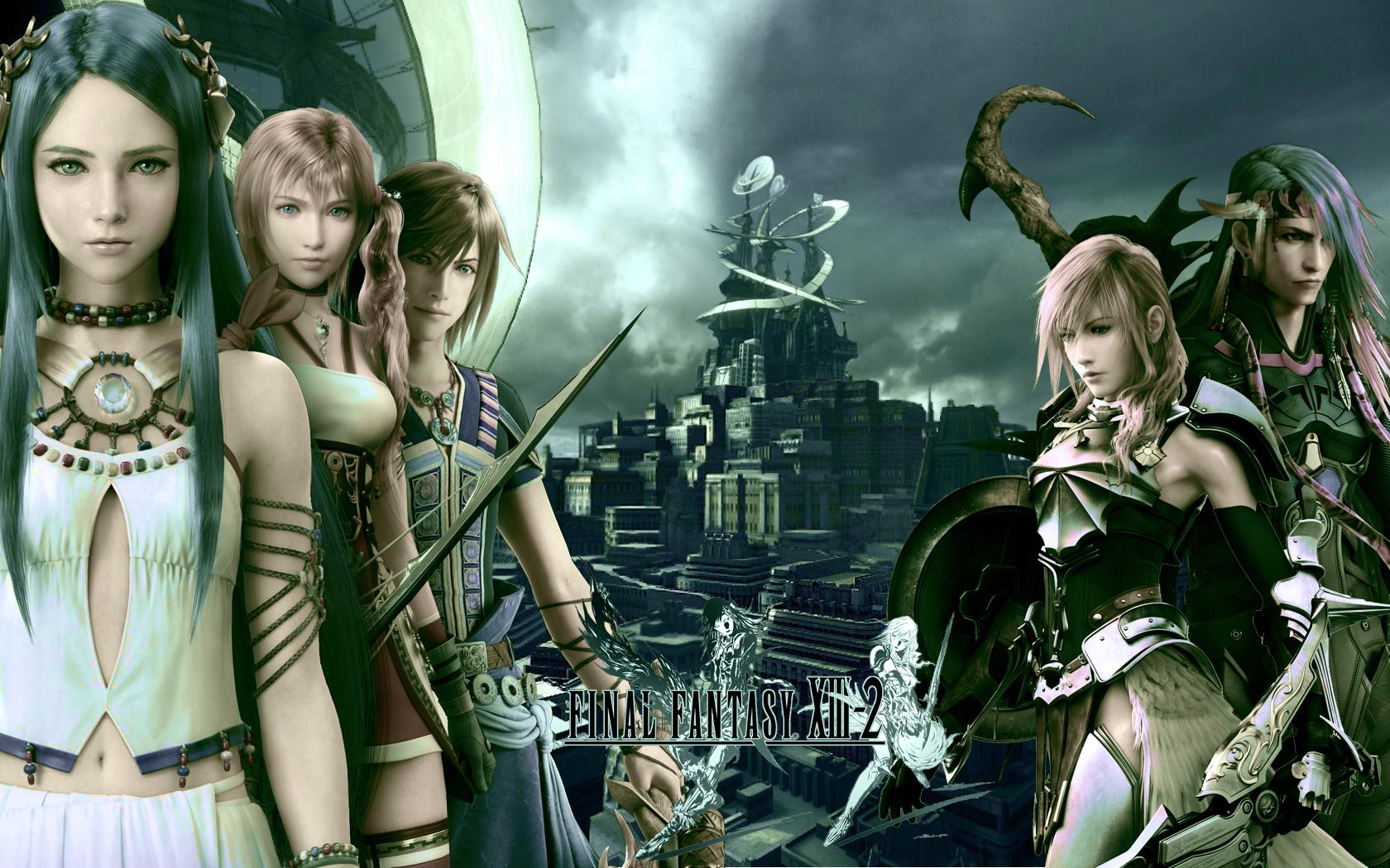 Final Fantasy XIII, Wallpaper - Zerochan Anime Image Board
