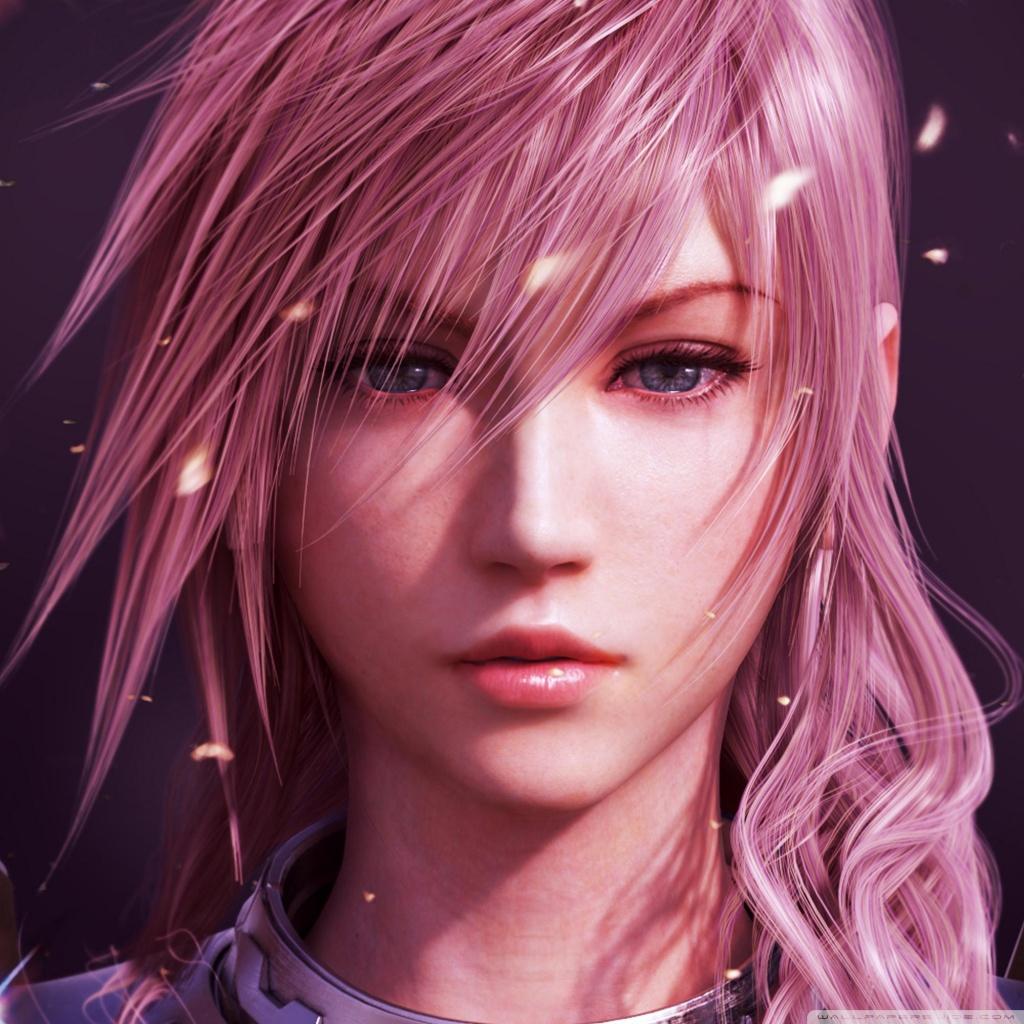 Final Fantasy XIII Lightning HD desktop wallpaper : High