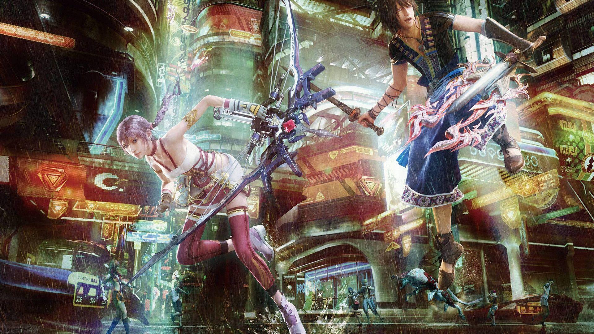 Final Fantasy Xiii Wallpapers 1080p - Wallpaper Cave