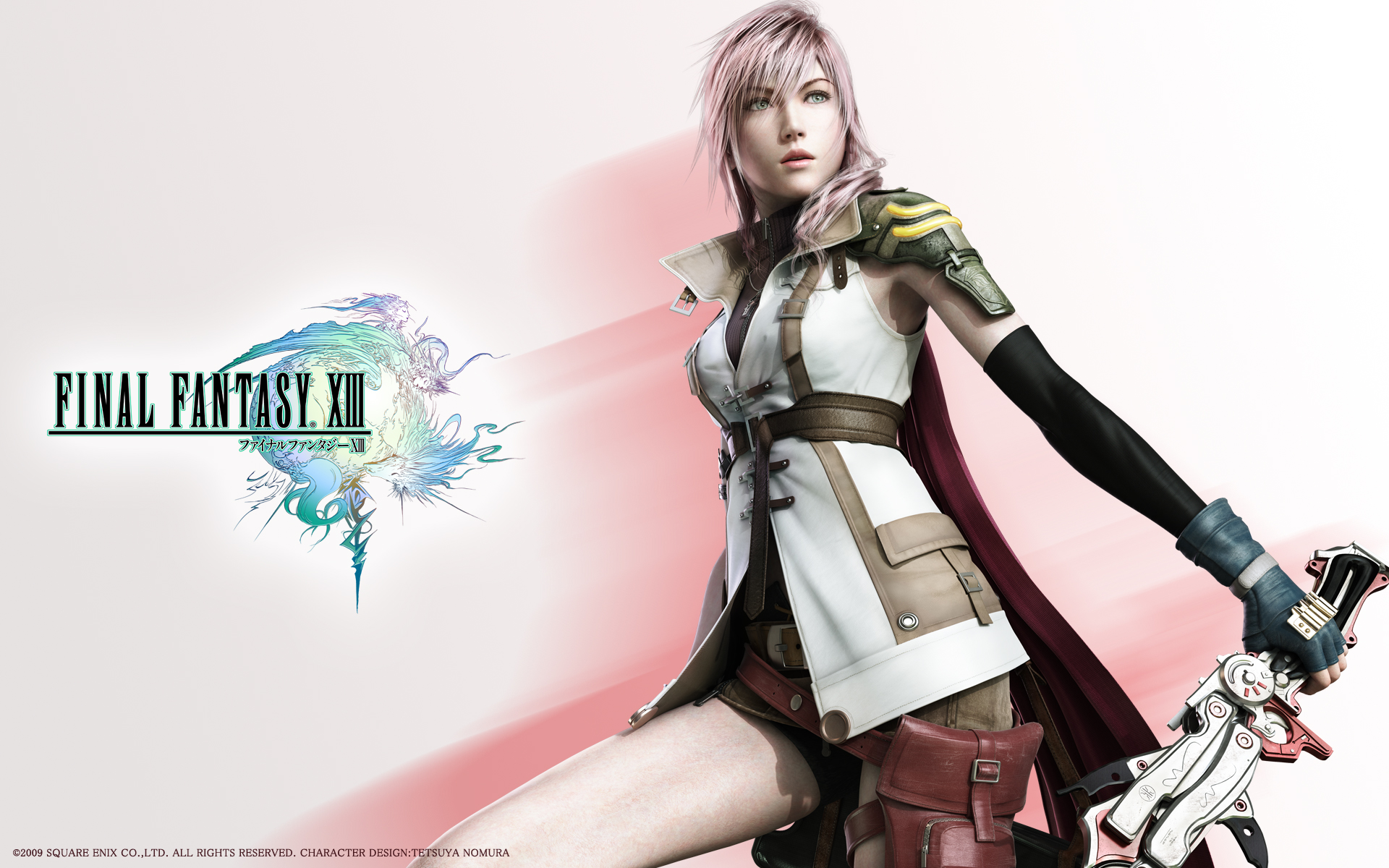 Collection of Final Fantasy Xiii Wallpaper on HDWallpapers