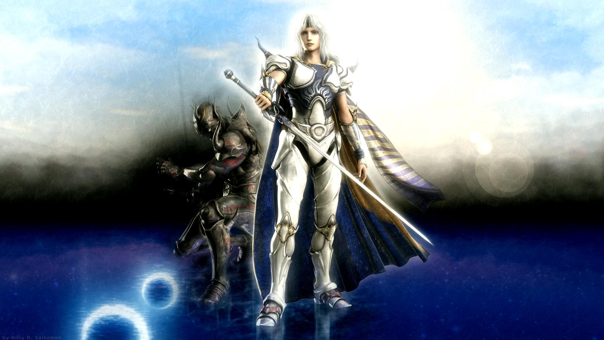 Final Fantasy IV Wallpaper 3 by Billysan291 on DeviantArt