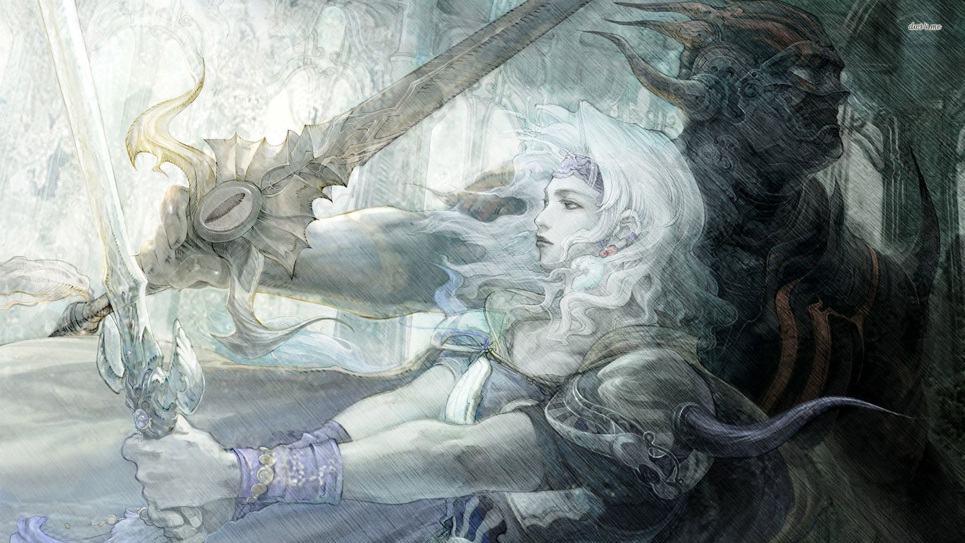 Final Fantasy IV Wallpapers - Wallpaper Cave