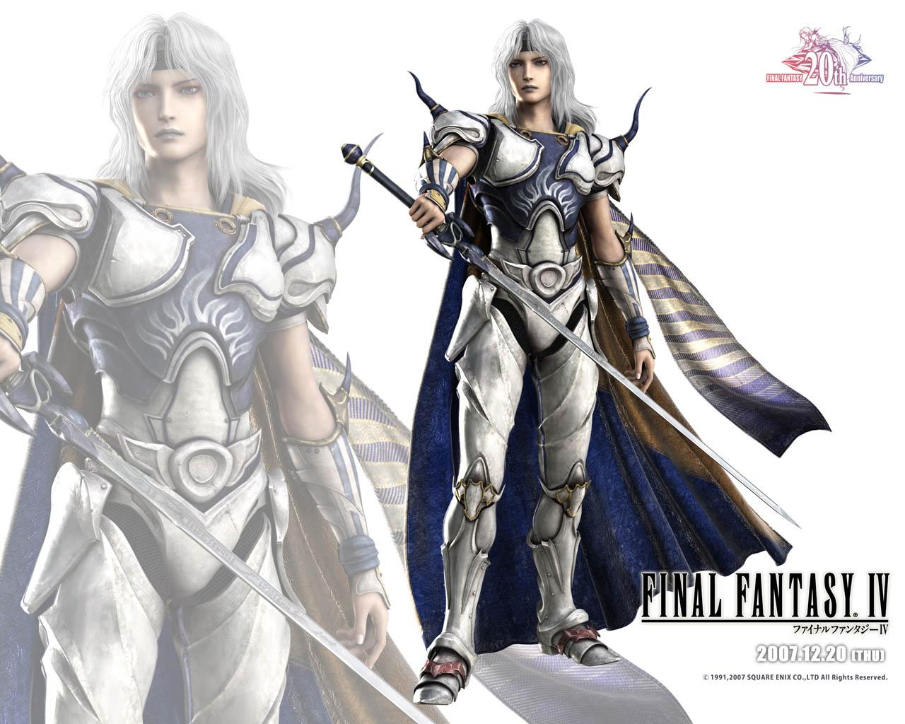 Final Fantasy IV wallpapers | Final Fantasy Wiki | Fandom powered
