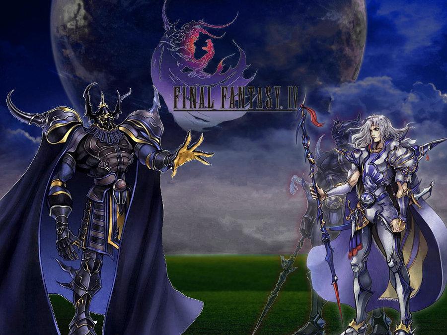 Final Fantasy IV Wallpaper by DavidHiggins360 on DeviantArt
