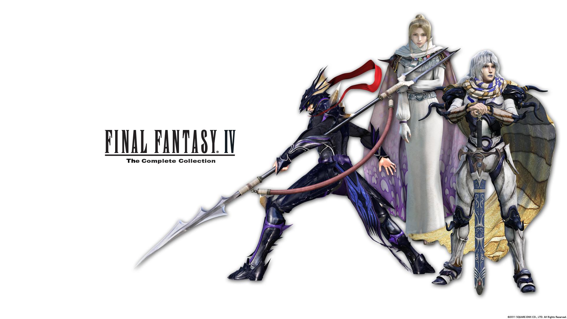 Final Fantasy IV Computer Wallpapers, Desktop Backgrounds