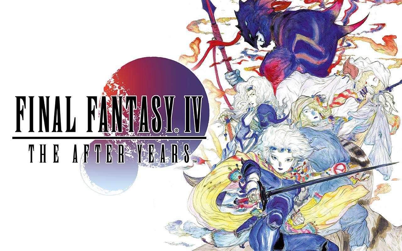 Final Fantasy IV: The After Years | Wallpaper | The Final Fantasy