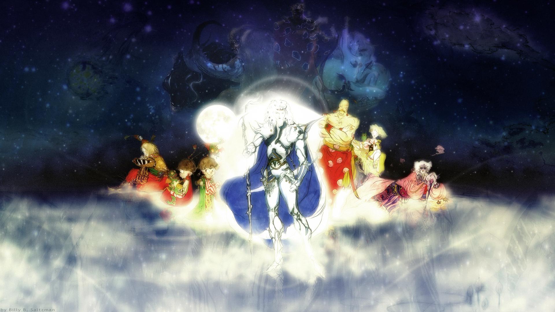 Final Fantasy IV Wallpaper 1 by Billysan291 on DeviantArt