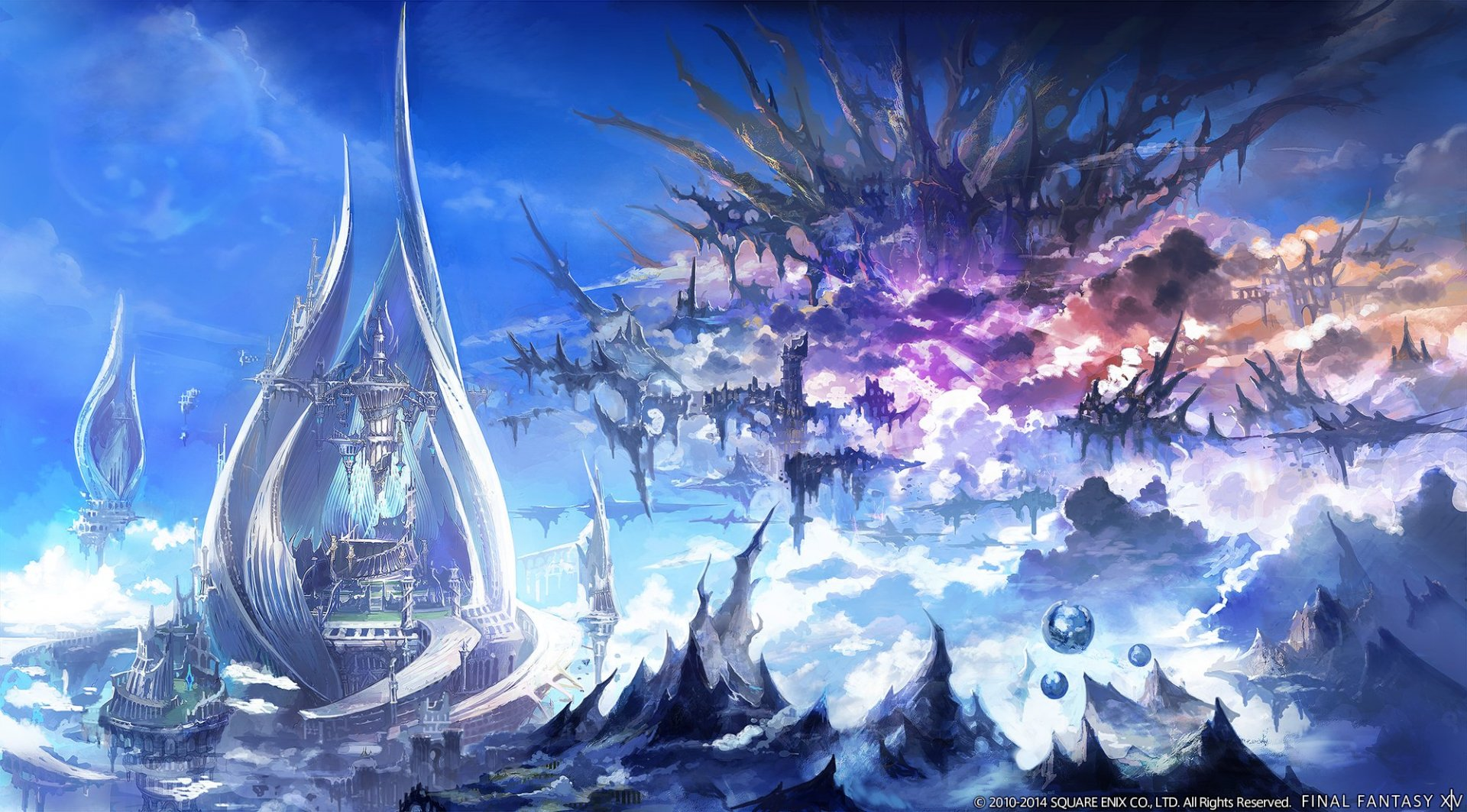 39 units of Final Fantasy Wallpaper
