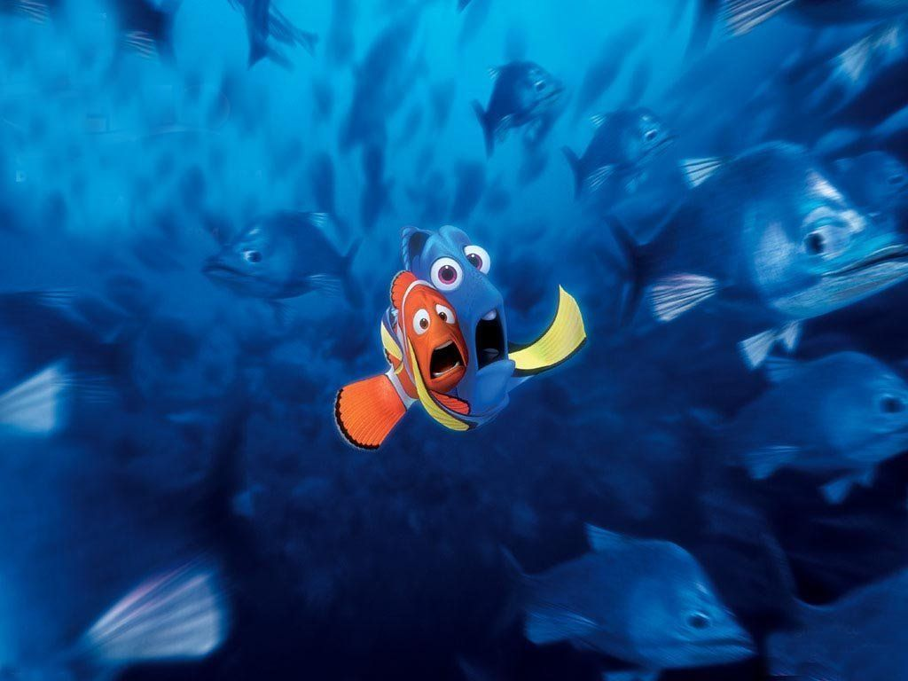 Wallpaper Finding Nemo