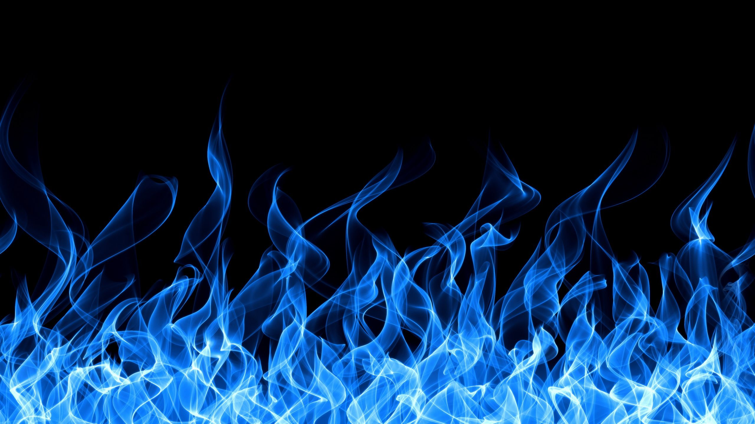 Blue Flames Wallpapers Group (59+)