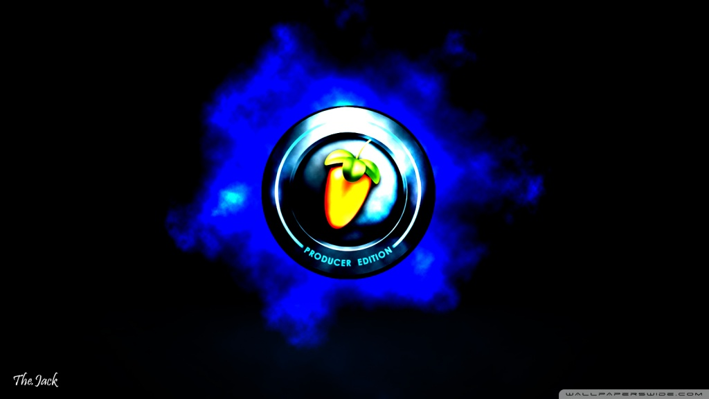 FL Studio Logo BG HD desktop wallpaper : High Definition : Fullscreen