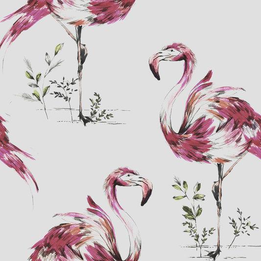 Flamingo Wallpaper | Graham & Brown