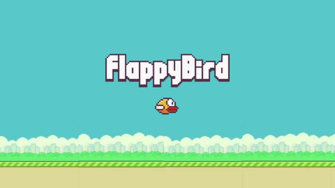 Flappy Bird Theme Music Official - YouTube