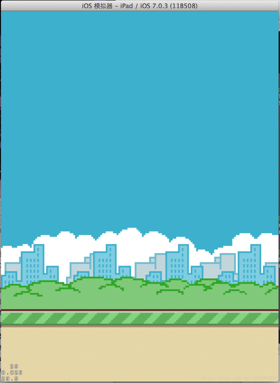 "Cocos2D-iPhone game development road"" third high imitation"