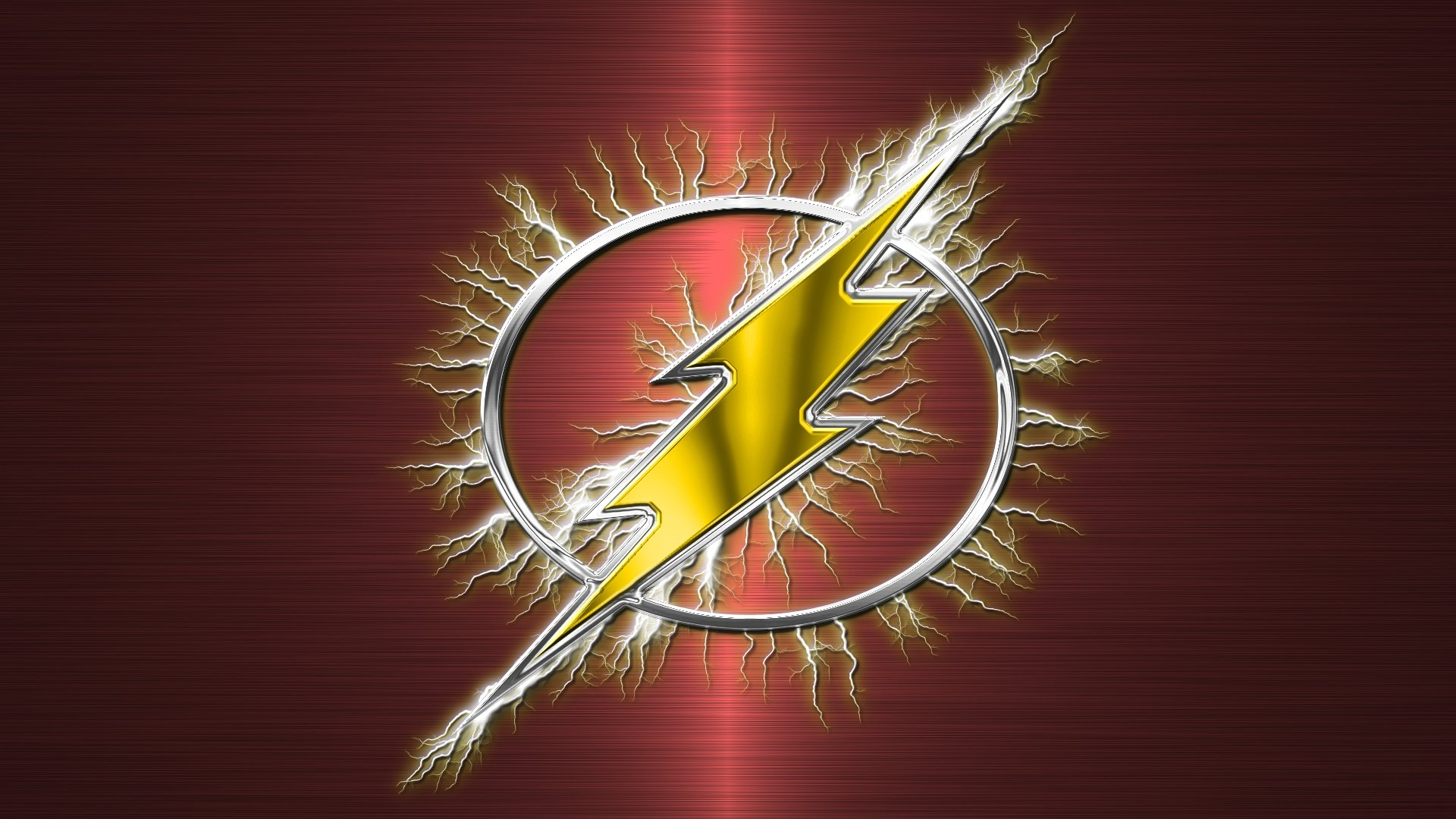 the flash logo wallpaper #10