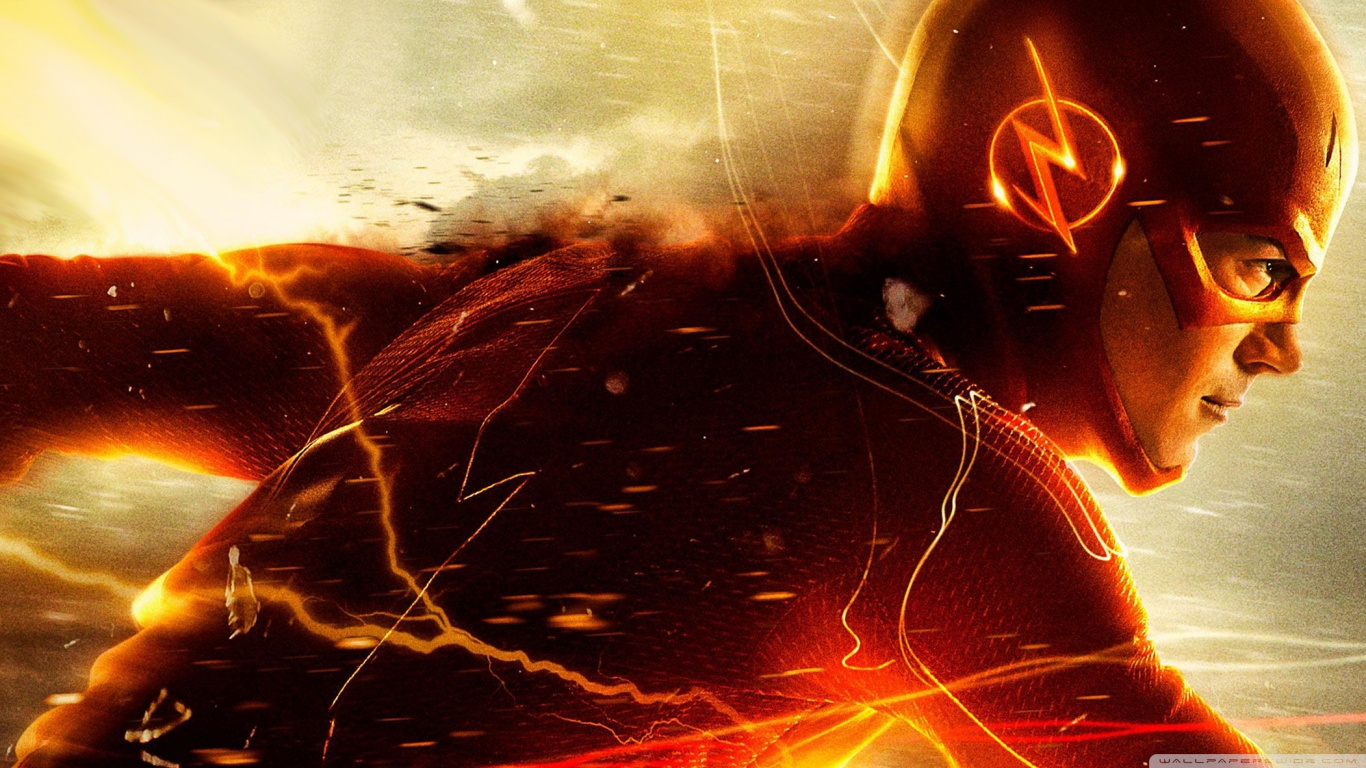 The Flash CW HD desktop wallpaper : Widescreen : High Definition