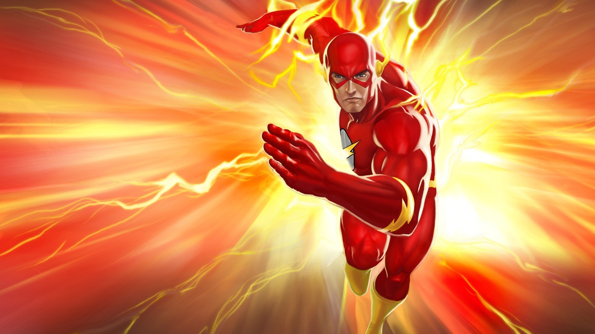 The Flash Wallpaper HD - WallpaperSafari