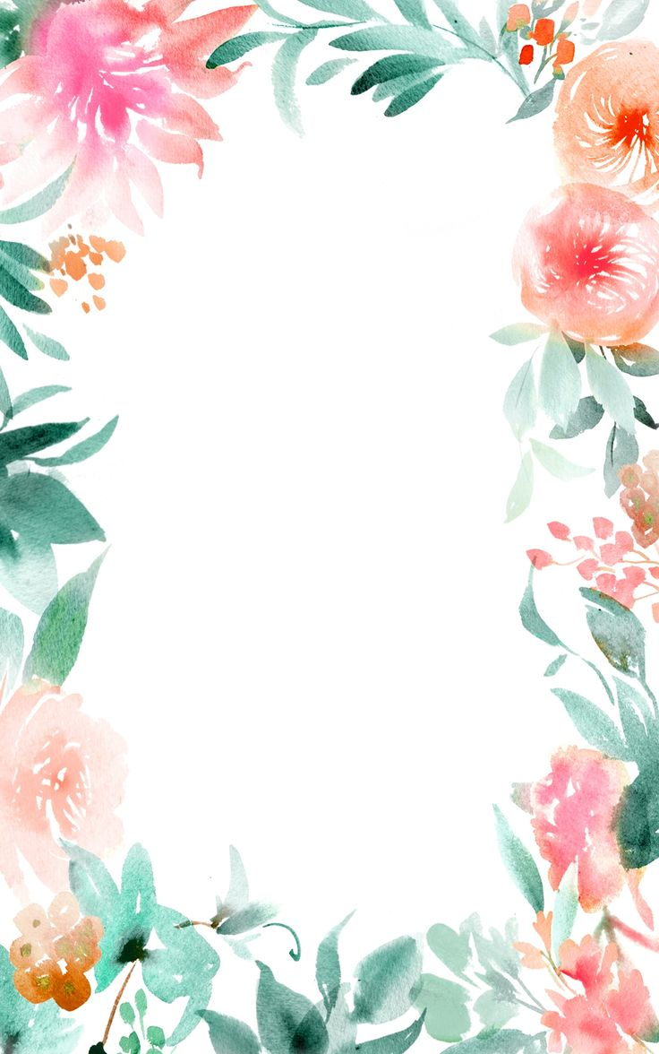 Floral backgrounds for iphone - SF Wallpaper