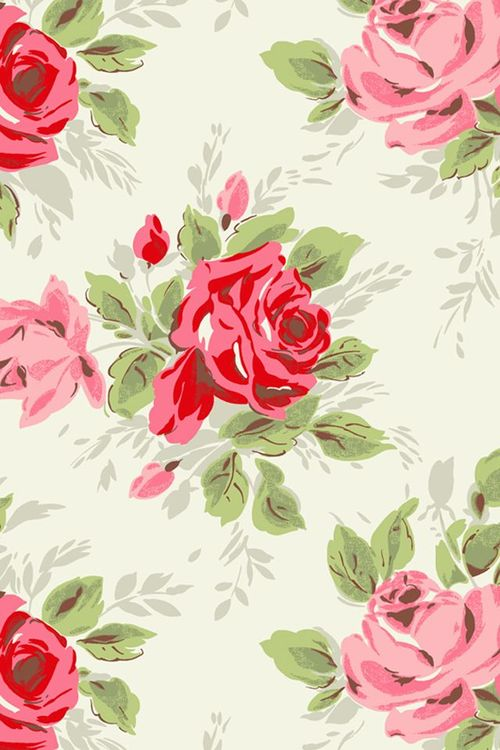 Floral backgrounds for iphone - SF