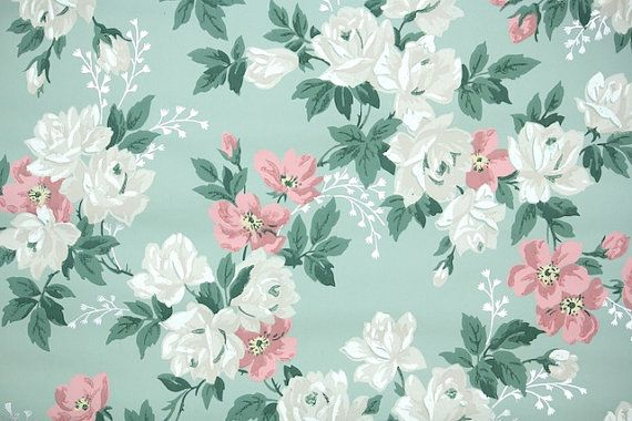Floral vintage wallpaper sf wallpaper floral desktop background page 1 mightylinksfo Image collections