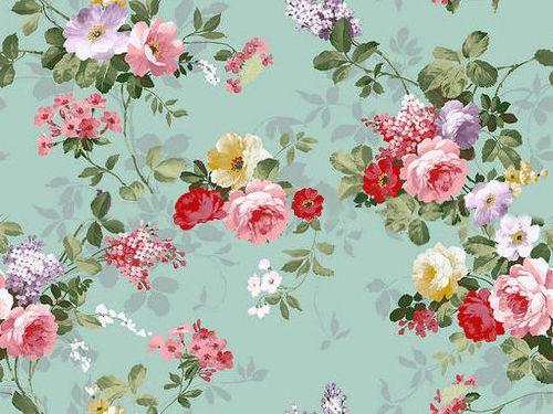 vintage floral wallpaper tumblr - www smscs com | Printables