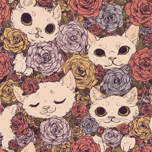 Vintage Flower Wallpapers Tumblr Group (36+)