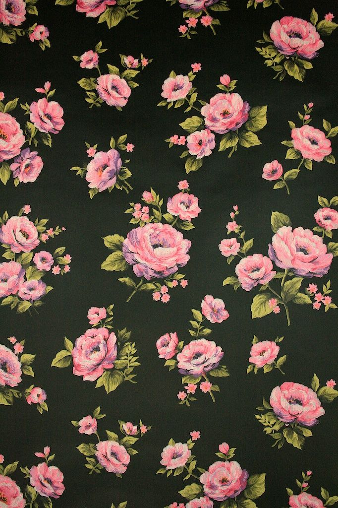 1000 Ideas About Floral Wallpapers On Pinterest